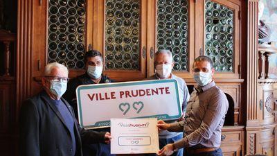 Port-Vendres reçoit son diplôme ville prudente