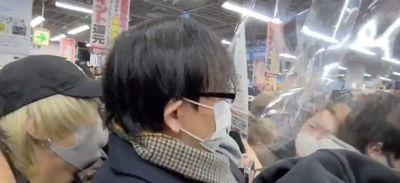 Une vente surprise de PS5 crée une émeute dans un magasin au Japon...