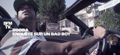 """""""Booba, enquête sur un bad boy"""" : un documentaire sur le rappeur..."""