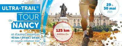 Rendez-vous l'année prochaine pour l'Ultra Trail Tour de Nancy