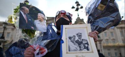 Mort du Prince Philip : l'émotion des Britanniques de l'Anjou