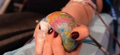 Angers : une opération don du sang pour la journée mondiale des...