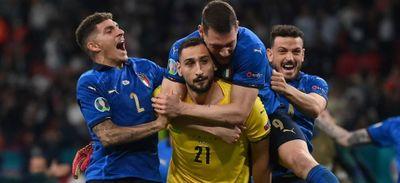 Euro : 12 millions de téléspectateurs pour le sacre de l'Italie en...