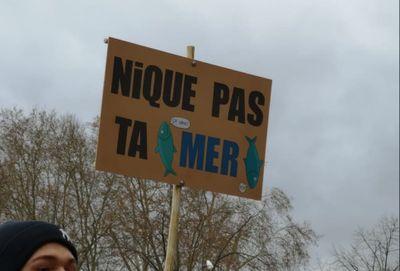 Vienne : Montmorillon en grève pour le climat