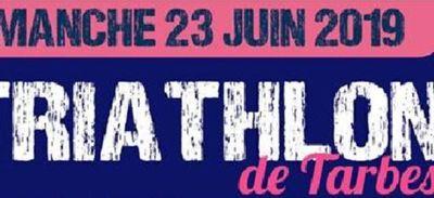 TRIATHLON DE TARBES DIMANCHE 23 JUIN 2019