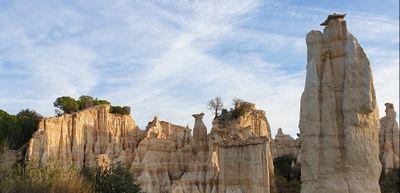 Les orgues d'Ille-sur-Têt, un air de la Cappadoce à 20 minutes de...