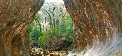Gard : les Concluses de Lussan, une curiosité géologique remarquable