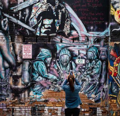 Une grande chasse au trésor de street-art débute ce mardi à Paris !