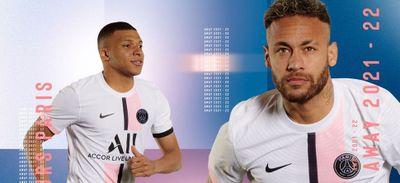 PSG : le nouveau maillot extérieur déchaîne les passions