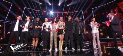 The Voice : voici les 4 Finalistes ! (Vidéos)