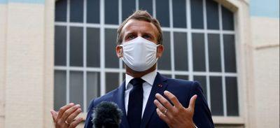 Emmanuel Macron confirme une 3e dose de vaccin contre le COVID-19...