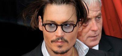 Johnny Depp : un individu s'introduit chez lui pour prendre une douche