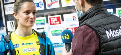Metz Handball : une fin de saison à suivre sur vià Moselle TV