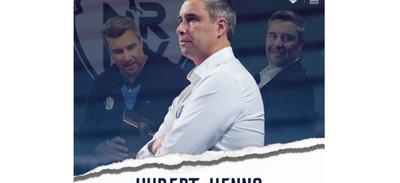 Volley : Hubert Henno est le nouvel entraîneur du NRMV