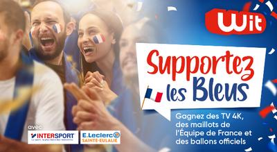 Euro 2020 : gagnez votre kit de l'Équipe de France !