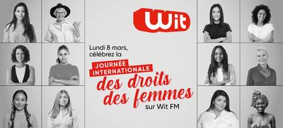 Journée internationale des droits des femmes sur Wit FM