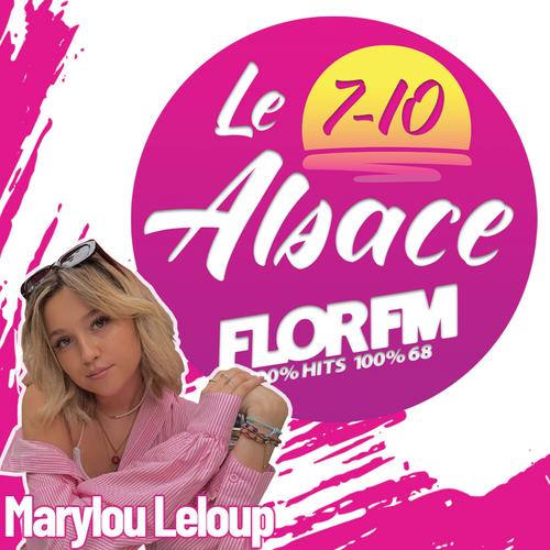 MARYLOU LE LOUP DANS LE 7-10 ALSACE