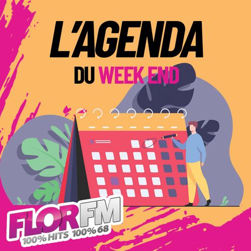 L'agenda FLOR FM des 15 et 16 octobre