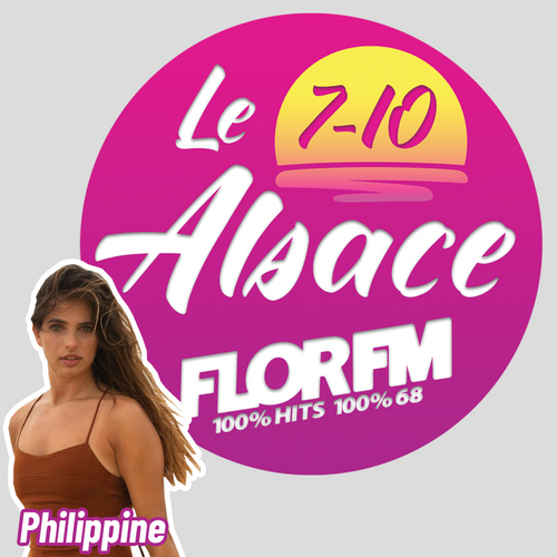 PHILIPPINE DANS LE 7-10 ALSACE