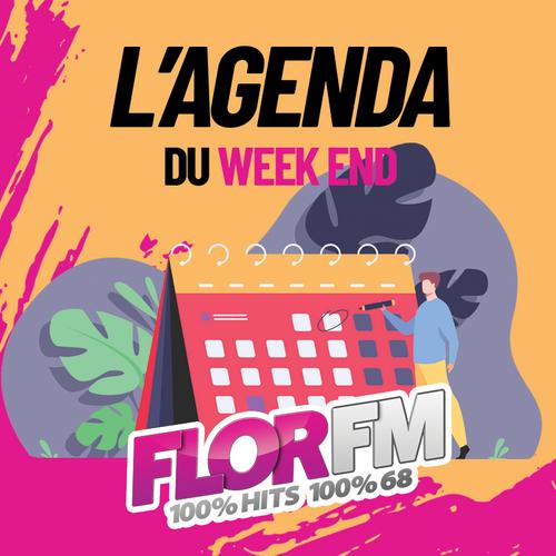 L'AGENDA FLOR FM DES 22 ET 23 OCTOBRE