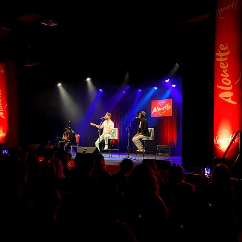 Keen'V en Showcase Privé Alouette à Pornic