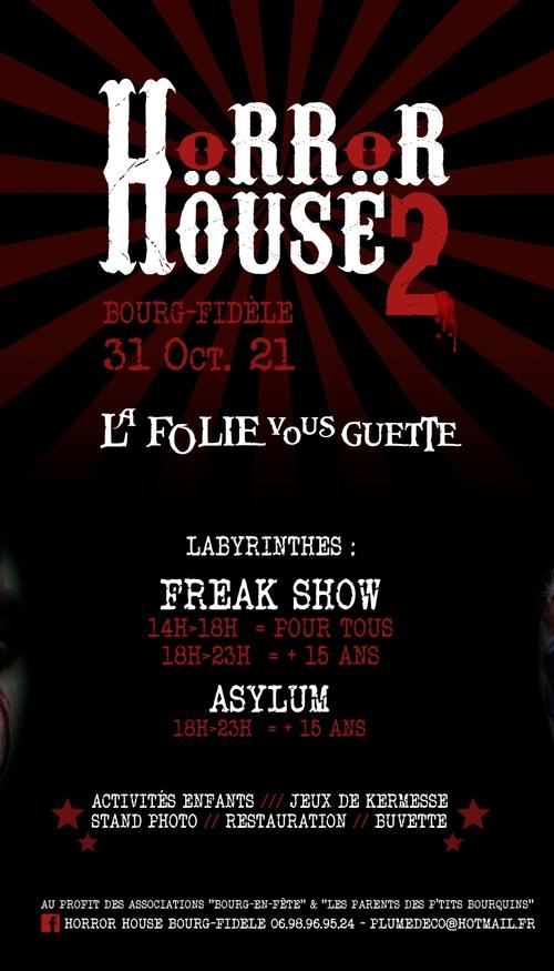 Horror House 2 -  La folie vous guette
