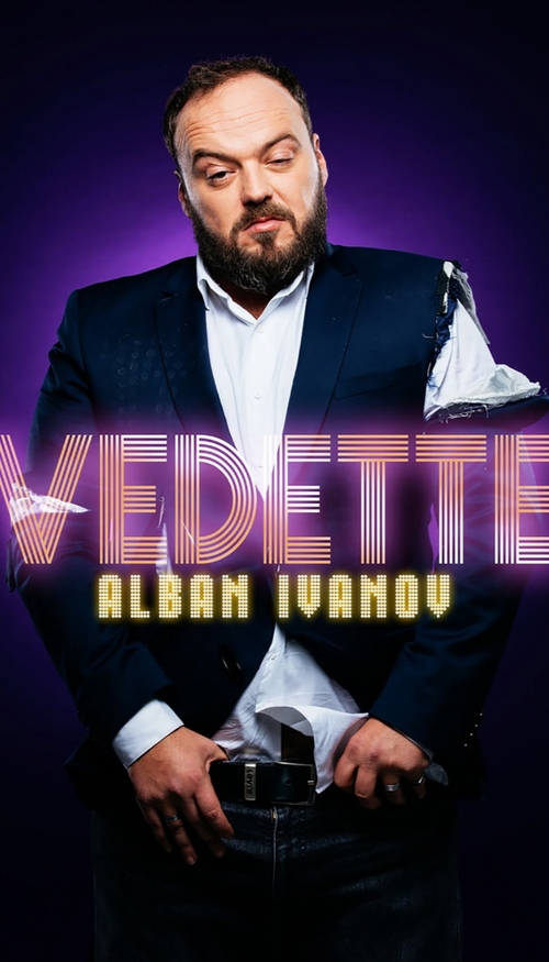 Alban Ivanov - Vedette