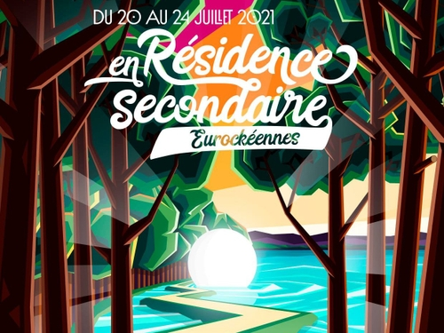 """les Eurockéennes : un mini -festival """"En Résidence Secondaire""""..."""