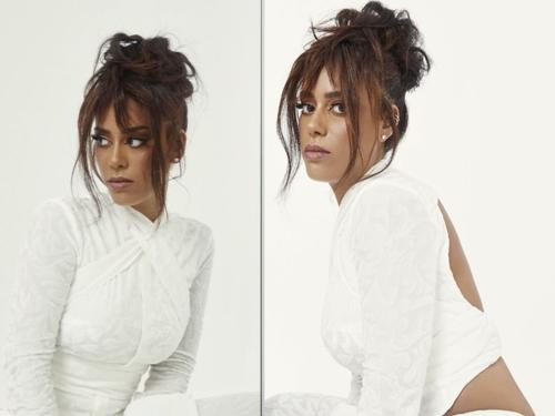 Amel Bent : son duo avec Dadju dévoilé pour la sortie de l'album...