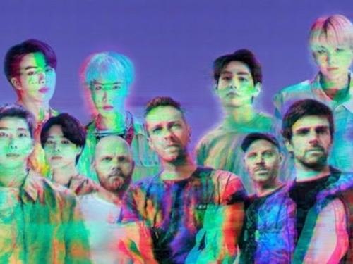 """Coldplay et BTS : le clip de """"My Universe"""""""
