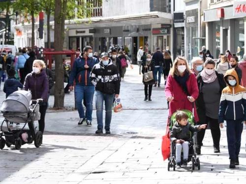 Mulhouse : port du masque obligatoire au centre-ville