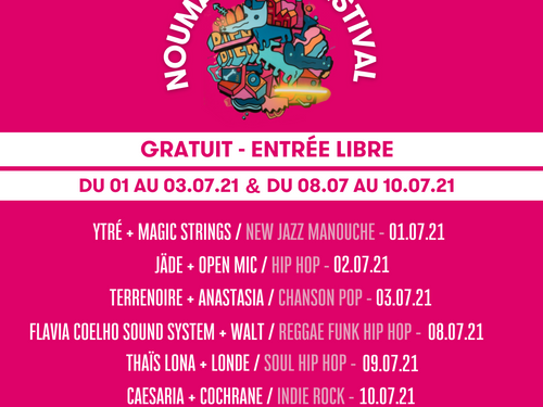 Noumapark Festival