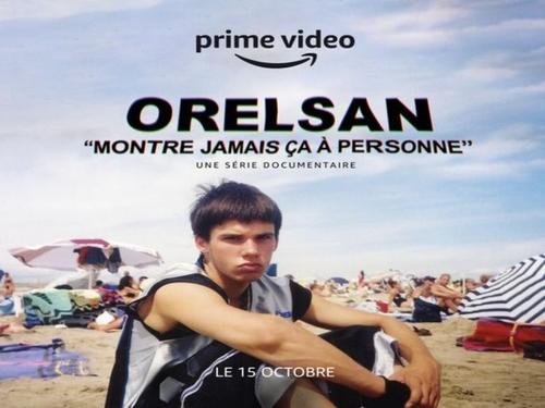 Orelsan dans un documentaire sur Amazon Prime Video