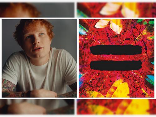 """""""Equals"""", le nouvel album de Ed Sheeran prévu le 29 octobre."""