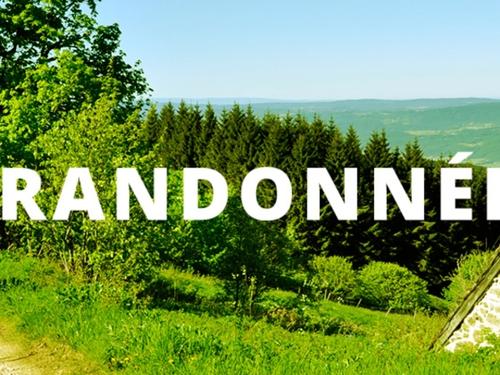 RANDONNÉE PÉDESTRE - Audrieu