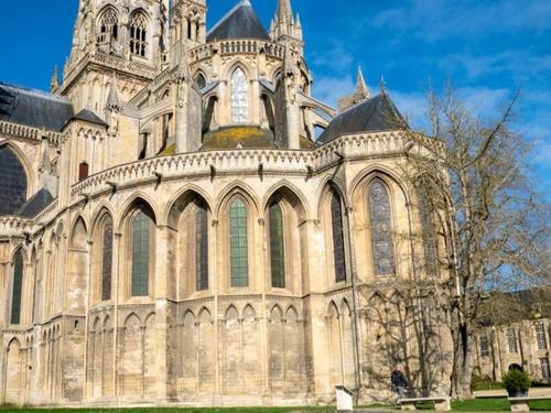 VISITES GUIDÉES DE LA CATHÉDRALE  ET DU VIEUX BAYEUX - Bayeux