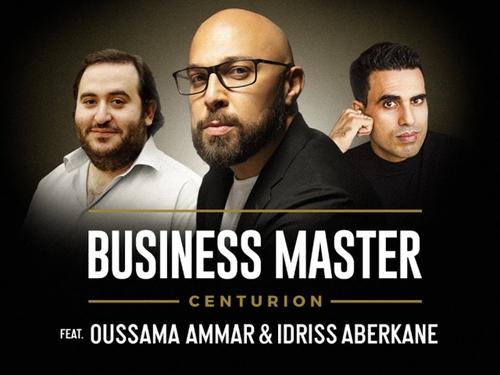 Gagnez votre participation à la formation Business Master Centurion...