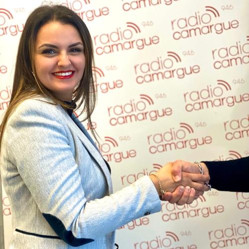 SARAH RIOS - Responsable Partenariat
