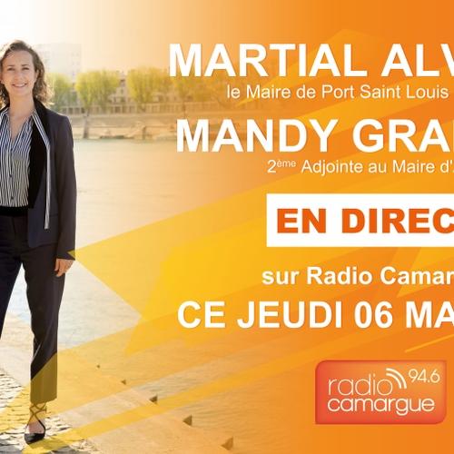 [POLITIQUE]: Mandy Graillon,et Martial Alvarez en direct sur Radio...