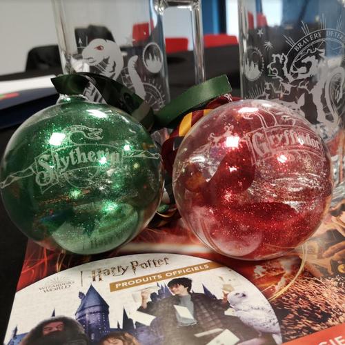 Exclu D!RECT FM : La féerie du verre et la magie d'Harry Potter...