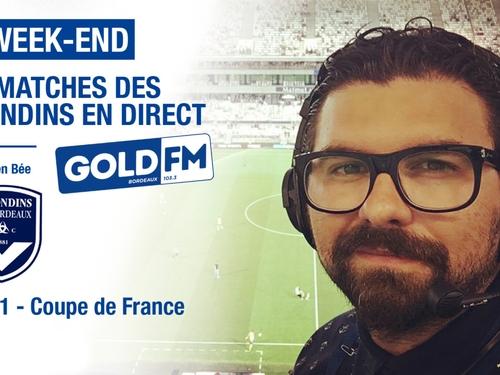 Les Girondins de Bordeaux en direct