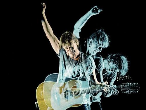 Jean-Louis Aubert en concert à Bordeaux