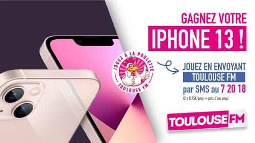 Gagnez votre iPhone 13 !