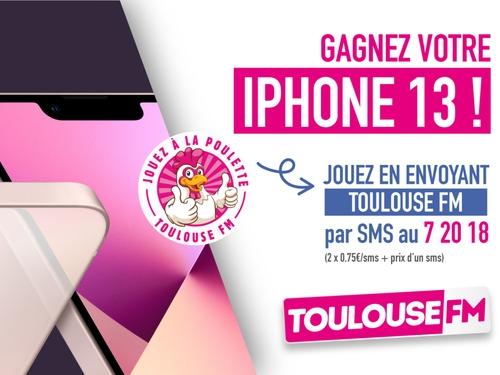 La Poulette Toulouse FM !