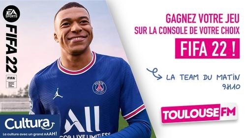 Gagnez FIFA 22 !