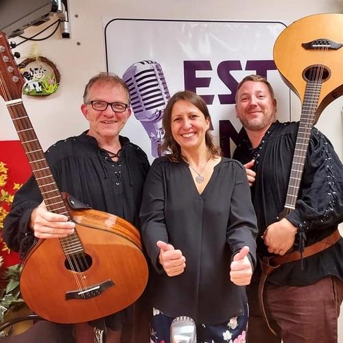 GØLJAN sur EST FM
