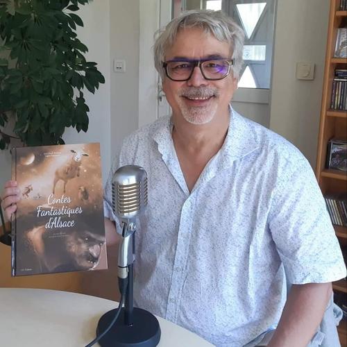 """Jean-Claude Weinling et """"Contes Fantastiques d'Alsace"""""""