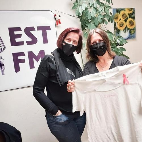 Check tes boobs : Géraldine Franquet pour Octobre Rose