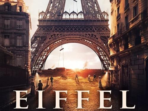 Nicolas d'Estienne D'orves : Eiffel