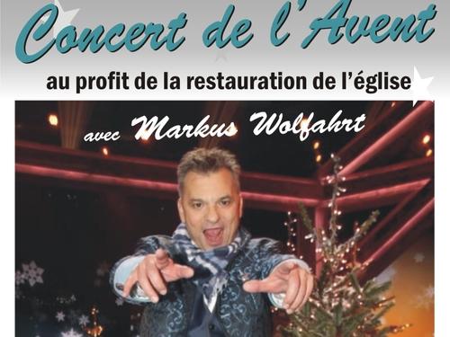 CONCERT DE L'AVENT LE 4 DECEMBRE A MACKWILLER